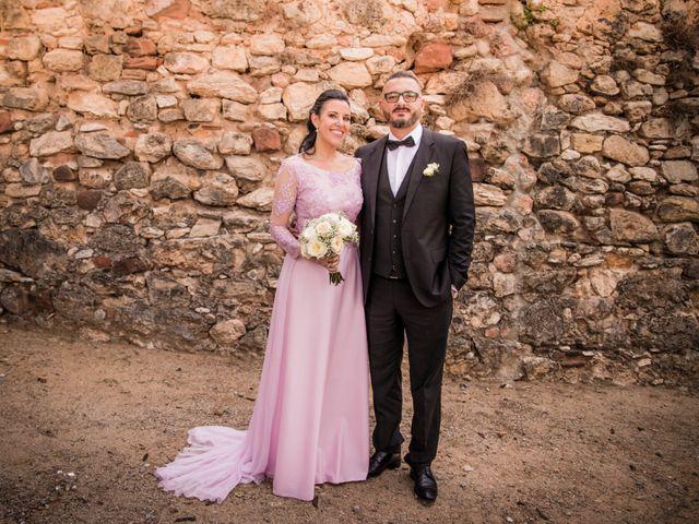La boda de Gabriele y Carla en Castelldefels, Barcelona 80
