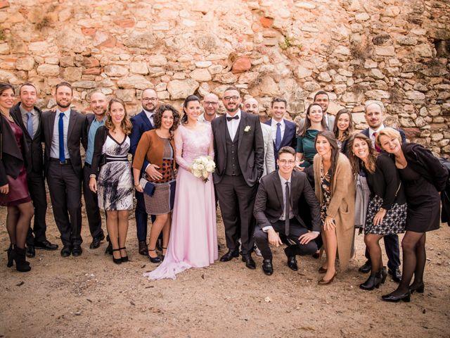 La boda de Gabriele y Carla en Castelldefels, Barcelona 81