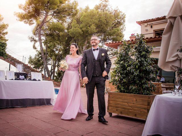 La boda de Gabriele y Carla en Castelldefels, Barcelona 98