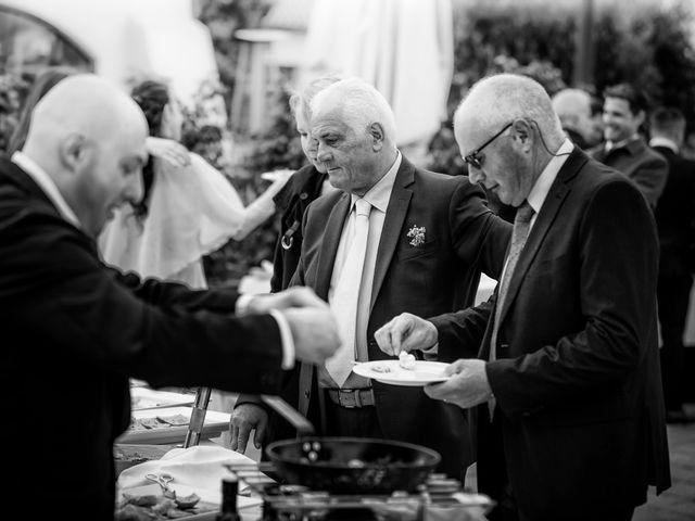 La boda de Gabriele y Carla en Castelldefels, Barcelona 107