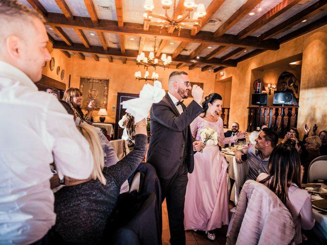 La boda de Gabriele y Carla en Castelldefels, Barcelona 114