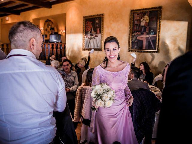 La boda de Gabriele y Carla en Castelldefels, Barcelona 115