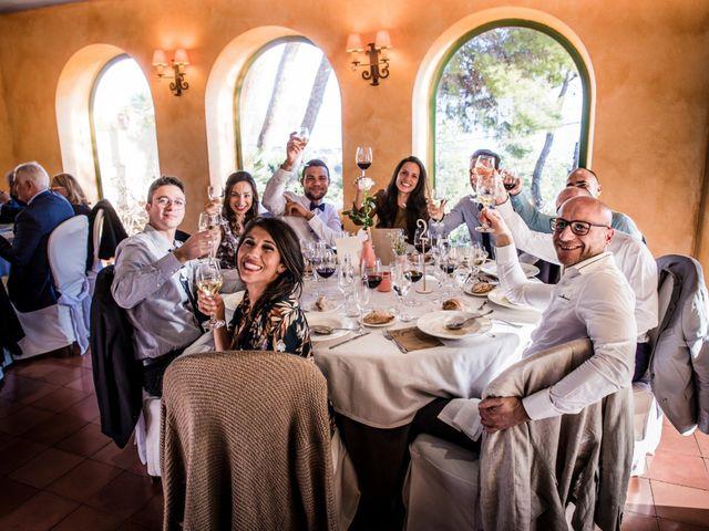 La boda de Gabriele y Carla en Castelldefels, Barcelona 124