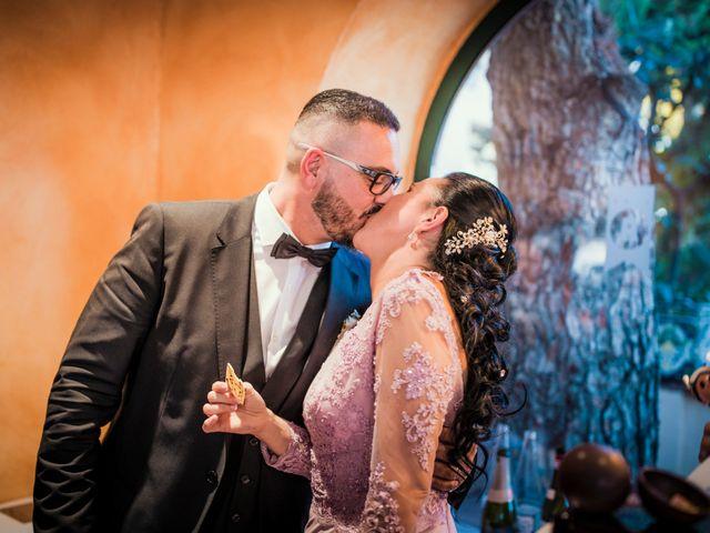 La boda de Gabriele y Carla en Castelldefels, Barcelona 130