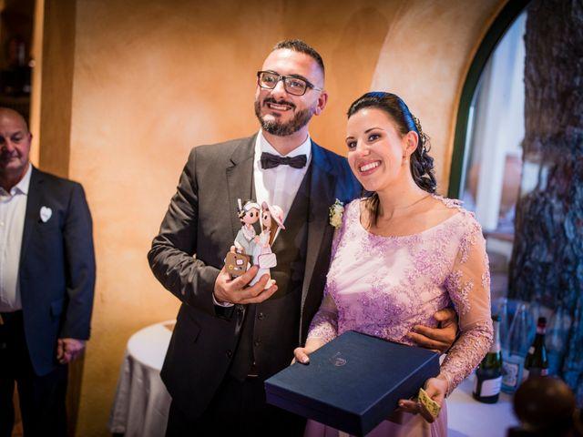 La boda de Gabriele y Carla en Castelldefels, Barcelona 133