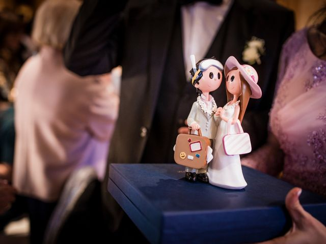 La boda de Gabriele y Carla en Castelldefels, Barcelona 134