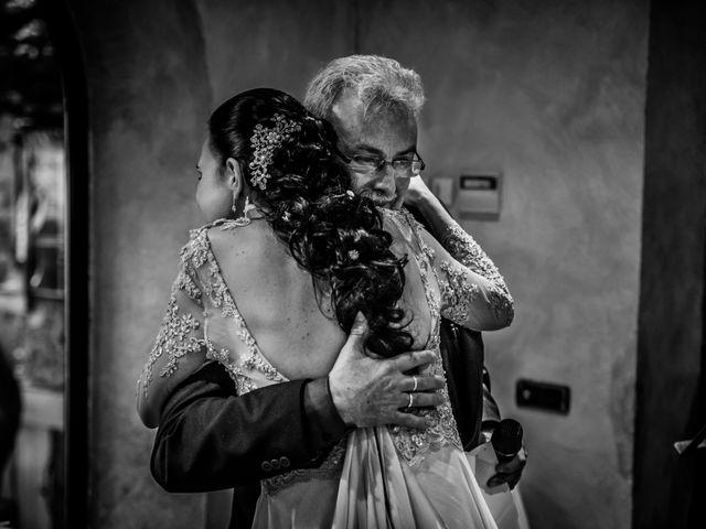 La boda de Gabriele y Carla en Castelldefels, Barcelona 143