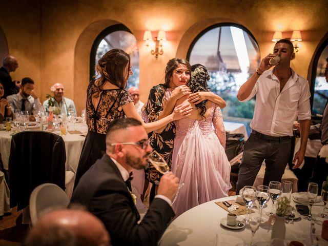 La boda de Gabriele y Carla en Castelldefels, Barcelona 144