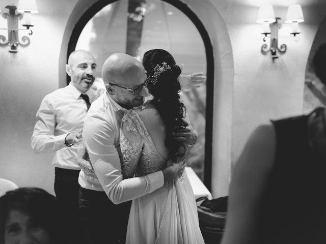 La boda de Gabriele y Carla en Barcelona, Barcelona 147