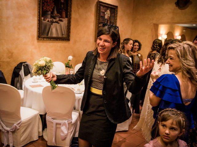 La boda de Gabriele y Carla en Castelldefels, Barcelona 156