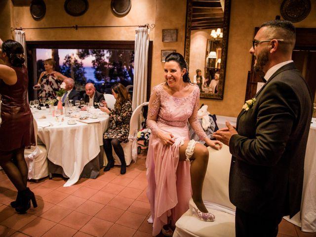 La boda de Gabriele y Carla en Castelldefels, Barcelona 157