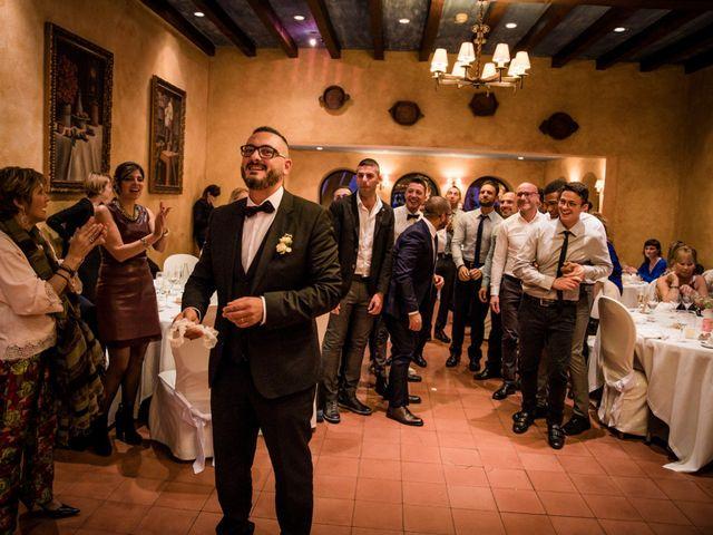 La boda de Gabriele y Carla en Castelldefels, Barcelona 160