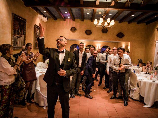 La boda de Gabriele y Carla en Castelldefels, Barcelona 161