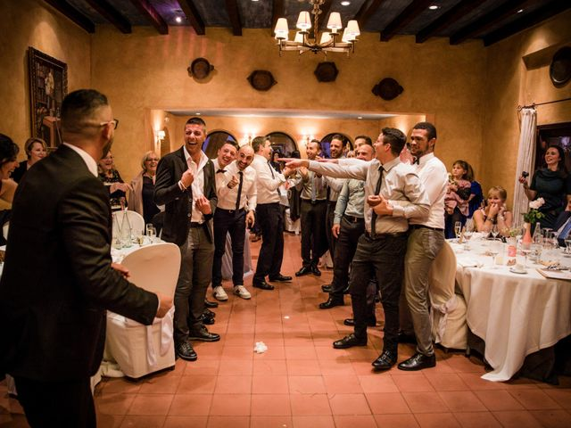 La boda de Gabriele y Carla en Castelldefels, Barcelona 163