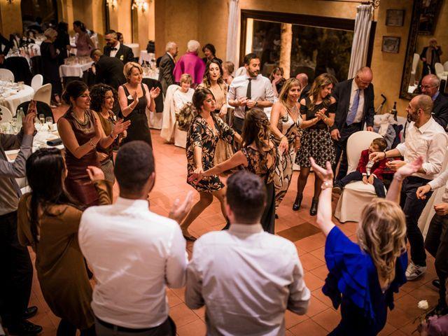 La boda de Gabriele y Carla en Castelldefels, Barcelona 170