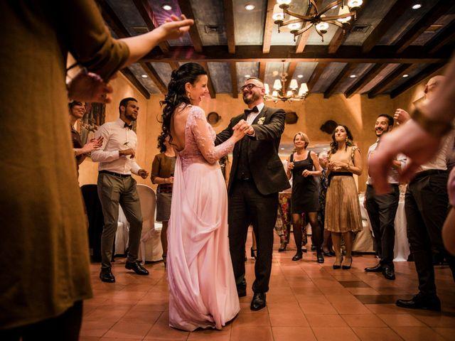 La boda de Gabriele y Carla en Castelldefels, Barcelona 174