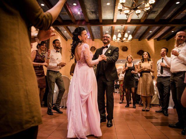 La boda de Gabriele y Carla en Castelldefels, Barcelona 176