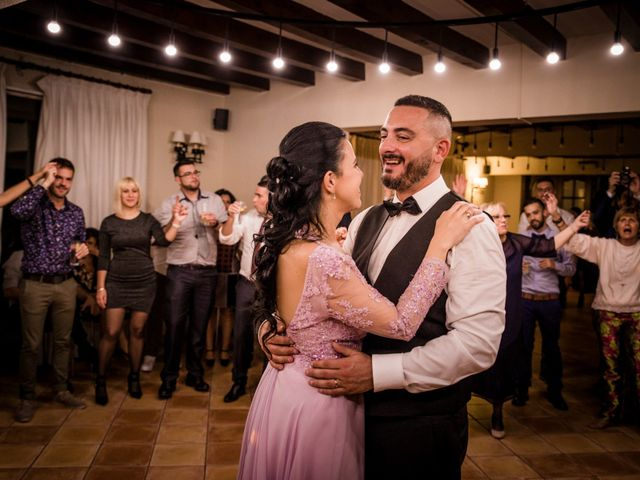 La boda de Gabriele y Carla en Castelldefels, Barcelona 202