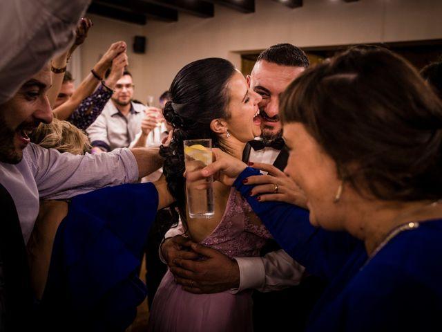 La boda de Gabriele y Carla en Castelldefels, Barcelona 203