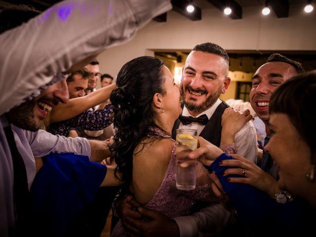 La boda de Gabriele y Carla en Castelldefels, Barcelona 204