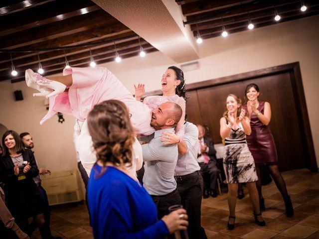 La boda de Gabriele y Carla en Castelldefels, Barcelona 213