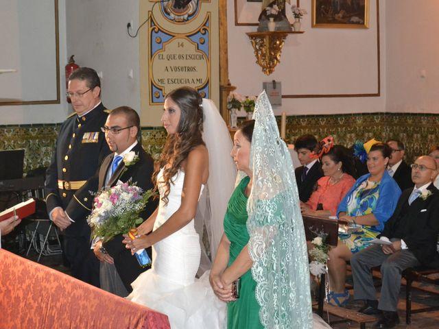 La boda de Margarita y Rubén en Sevilla, Sevilla 1