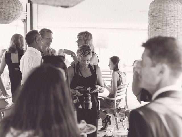 La boda de Florian y Barbara en Castelldefels, Barcelona 9