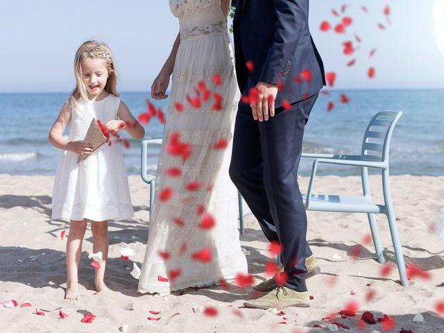 La boda de Florian y Barbara en Castelldefels, Barcelona 30