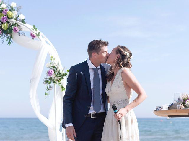 La boda de Florian y Barbara en Castelldefels, Barcelona 32
