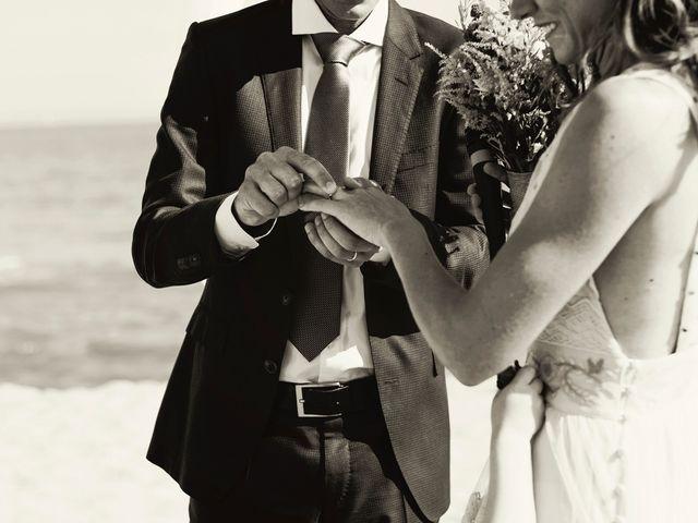 La boda de Florian y Barbara en Castelldefels, Barcelona 36