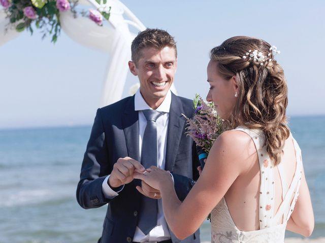 La boda de Florian y Barbara en Castelldefels, Barcelona 38
