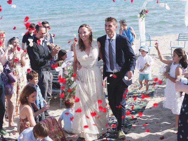 La boda de Florian y Barbara en Castelldefels, Barcelona 39