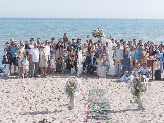 La boda de Florian y Barbara en Castelldefels, Barcelona 40
