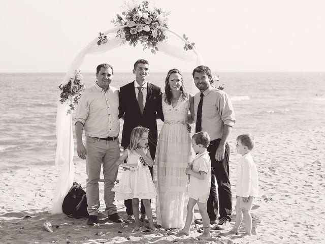 La boda de Florian y Barbara en Castelldefels, Barcelona 41