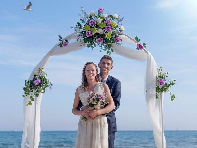 La boda de Florian y Barbara en Castelldefels, Barcelona 43