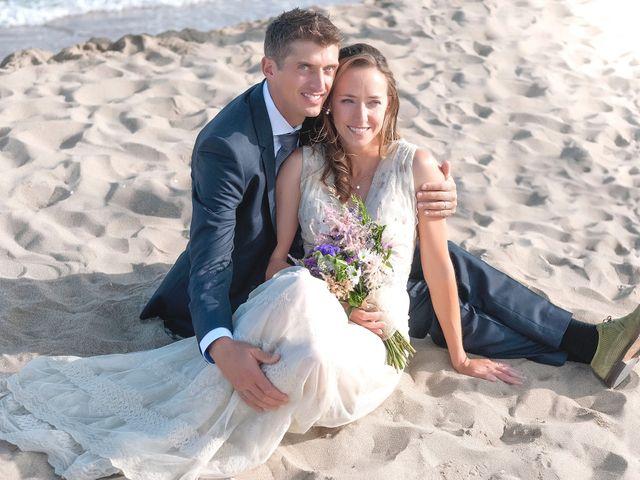 La boda de Florian y Barbara en Castelldefels, Barcelona 46