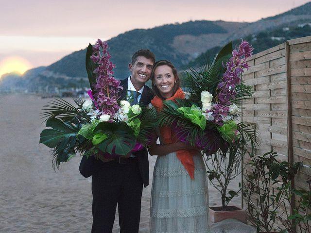 La boda de Florian y Barbara en Castelldefels, Barcelona 37