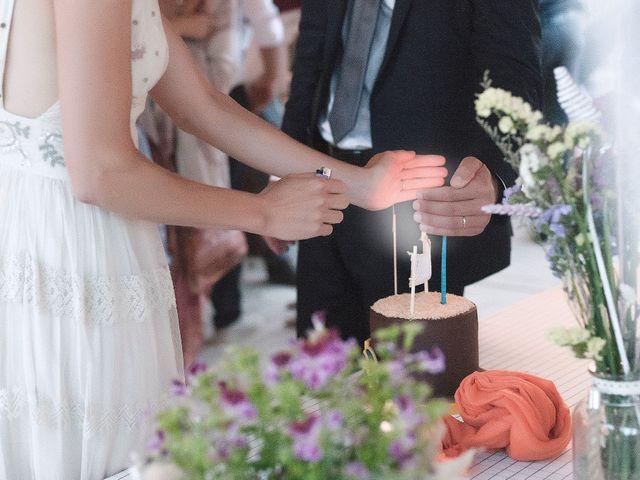 La boda de Florian y Barbara en Castelldefels, Barcelona 19