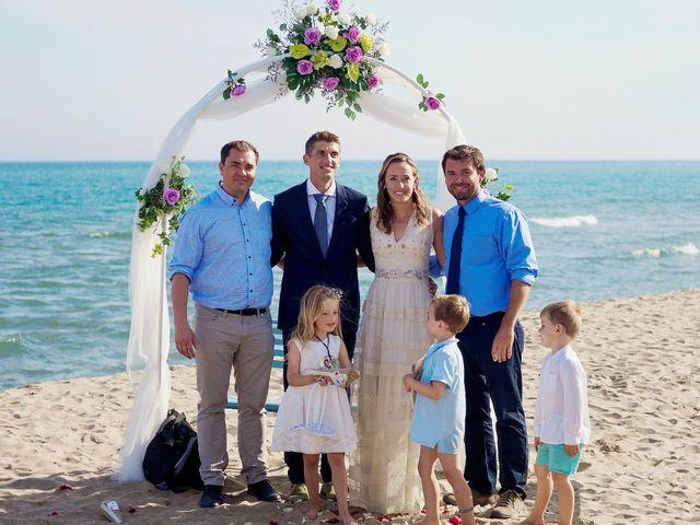 La boda de Florian y Barbara en Castelldefels, Barcelona 54
