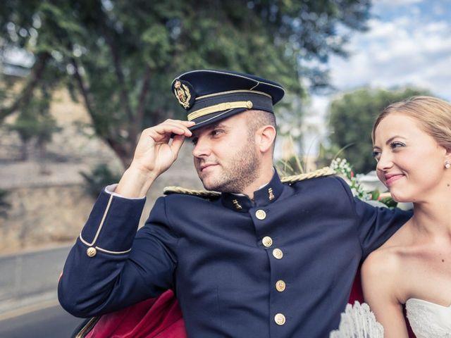 La boda de Nico y Anna en Toledo, Toledo 24
