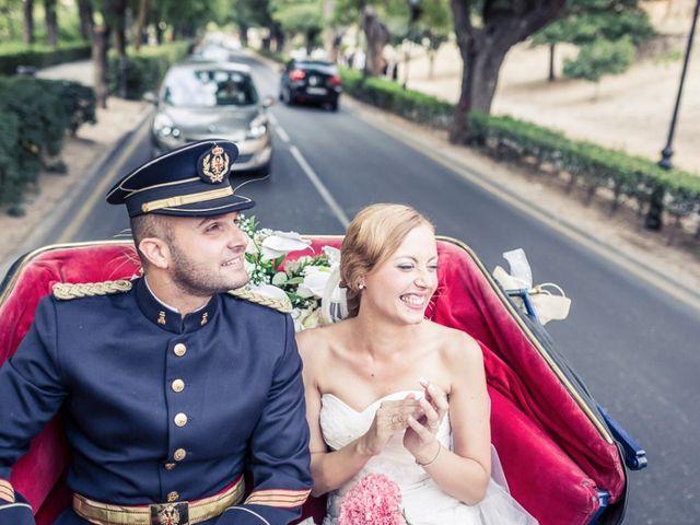 La boda de Nico y Anna en Toledo, Toledo 1