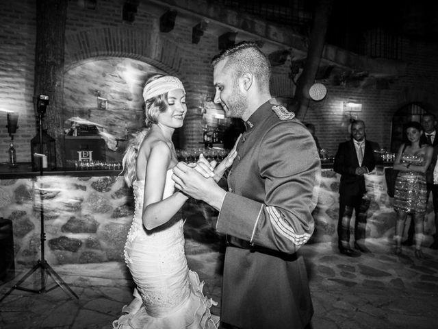 La boda de Nico y Anna en Toledo, Toledo 38