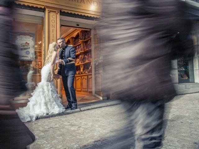 La boda de Nico y Anna en Toledo, Toledo 30