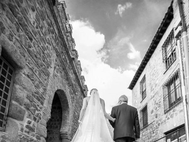 La boda de Nico y Anna en Toledo, Toledo 18