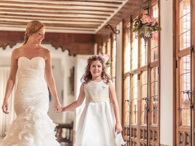 La boda de Nico y Anna en Toledo, Toledo 16