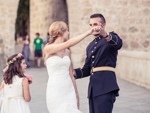 La boda de Nico y Anna en Toledo, Toledo 32