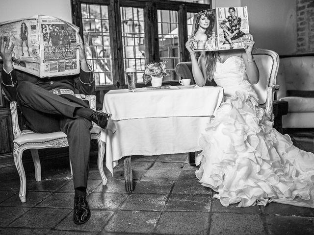 La boda de Nico y Anna en Toledo, Toledo 41