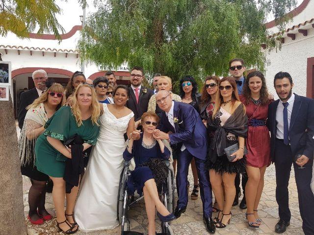 La boda de David y Eva en El Campello, Alicante 6