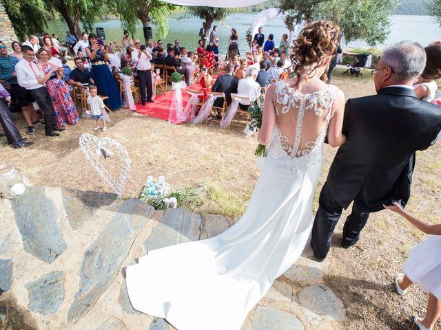 La boda de Alfonso y Vero en Vilvestre, Salamanca 2