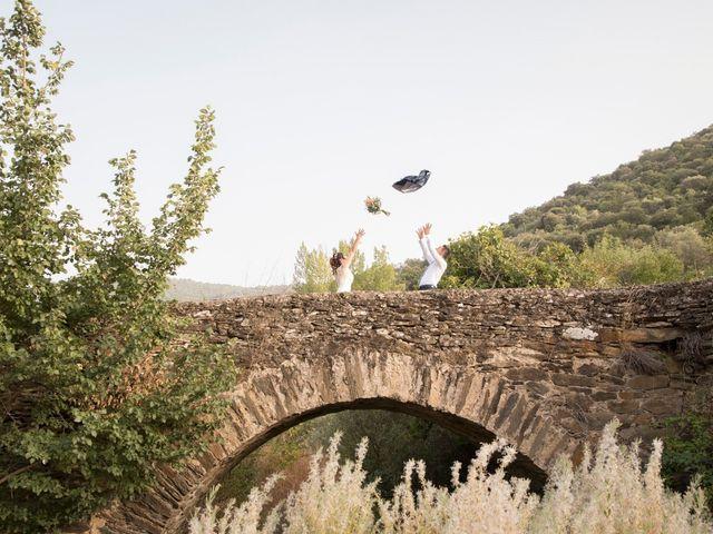 La boda de Alfonso y Vero en Vilvestre, Salamanca 16
